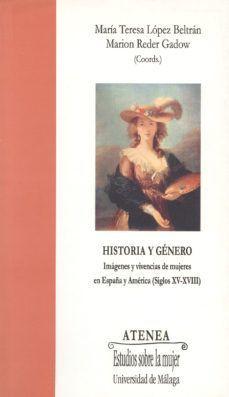 HISTORIA Y GENERO