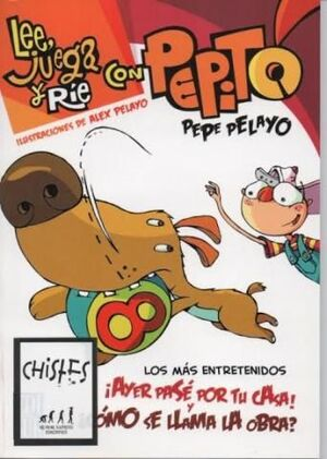 LEE JUEGA Y RIE CON PEPITO 8