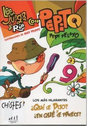 LEE JUEGA Y RIE CON PEPITO 9