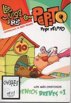 LEE JUEGA Y RIE CON PEPITO 10