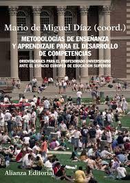 METODOLOGIAS DE ENSEÑANZAS Y APRENDIZAJE PARA EL DESARROLLO DE COMPETENCIAS