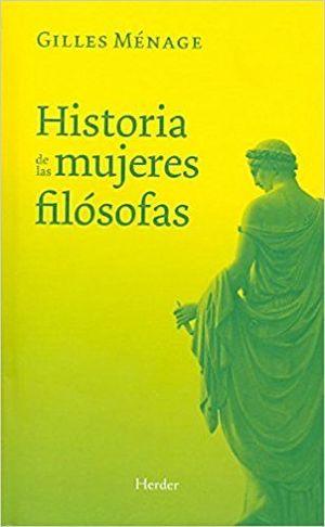 HISTORIA DE LAS MUJERES FILOSOFAS