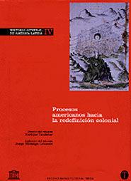 HISTORIA GENERAL DE AMÉRICA LATINA VOL. IV