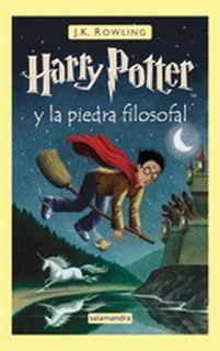 HARRY POTTER Y LA PIEDRA FILOSOFAL (TD)