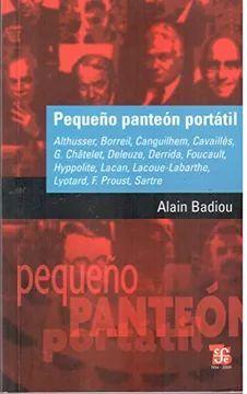 PEQUEÑO PANTEON PORTATIL