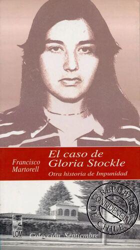 CASO DE GLORIA STOCKLE, EL