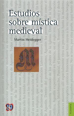 ESTUDIOS SOBRE MÍSTICA MEDIEVAL