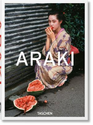 ARAKI. 40TH ED.