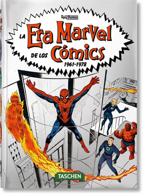 LA ERA MARVEL DE LOS COMICS