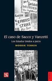 CASO DE SACCO Y VANZETTI, EL