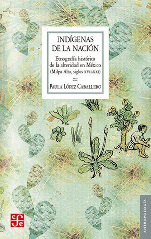 INDIGENAS DE LA NACION
