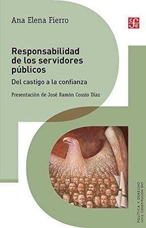 RESPONSABILIDAD DE LOS SERVIDORES PUBLICOS
