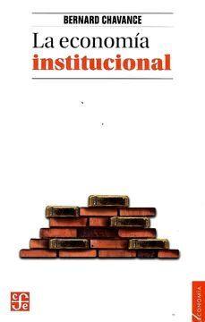 LA ECONOMIA INSTITUCIONAL