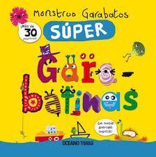 MONSTRUO GARABATOS SUPER GARABATINAS