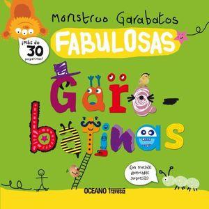 MONSTRUO GARABATOS FABULOSAS GARABATINAS