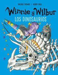 WINNIE Y WILBUR LOS DINOSAURIOS