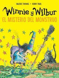 WINNIE Y WILBUR EL MISTERIO DEL MONSTRUO
