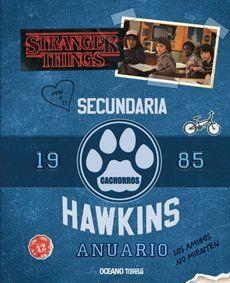 STRANGER THINGS ANUARIO 1985