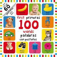 100 PRIMERAS PALABRAS EN INGLES