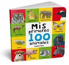 MIS PRIMEROS 100 ANIMALES