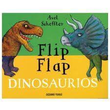 FLIP FLAP DINOSAURIOS