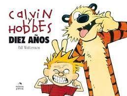 CALVIN Y HOBBES DIEZ AÑOS