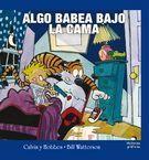 ALGO BABEA DEBAJO DE LA CAMA