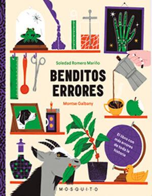 BENDITOS ERRORES