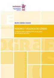 MENORES Y VIOLENCIA DE GÉNERO