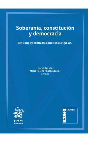 SOBERANIA, CONSTITUCION Y DEMOCRACIA
