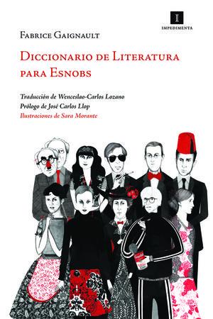 DICCIONARIO DE LITERATURA PARA ESNOBS