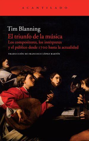 EL TRIUNFO DE LA MUSICA