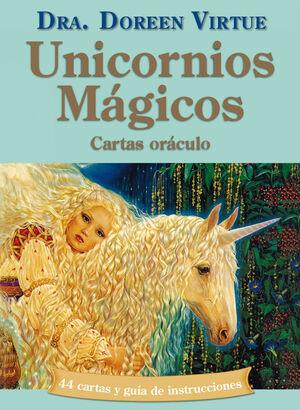 UNICORNIOS MAGICOS - CARTAS ORACULO