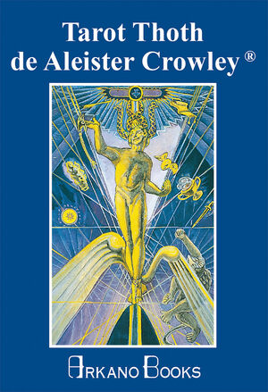 TAROT THOTH DE ALEISTER CROWLEY