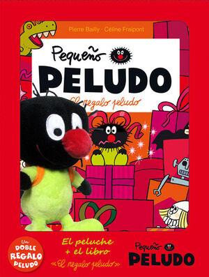 PEQUEÑO PELUDO 6. EL REGALO PELUDO + PELUCHE