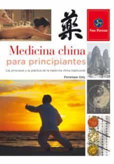 MEDICINA CHINA PARA PRINCIPIANTES