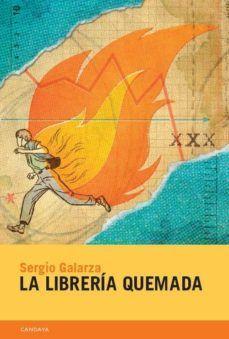 LIBRERIA QUEMADA