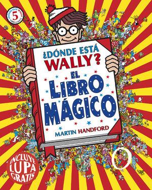 ¿DÓNDE ESTÁ WALLY? EL LIBRO MÁGICO MINI