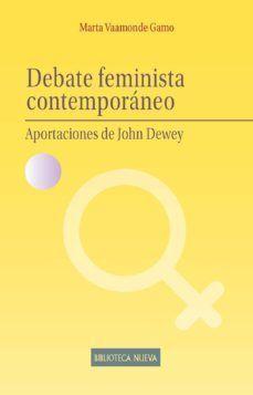 DEBATE FEMINISTA CONTEMPORANEO