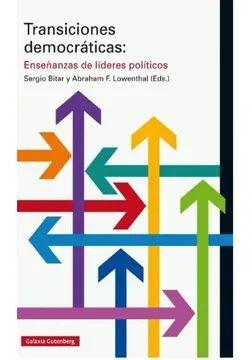 TRANSICIONES DEMOCRÁTICAS- RÚSTICA