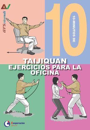 10 MINUTOS DE TAIJIQUAN EJERCICIOS PARA LA OFICINA