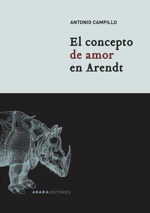 EL CONCEPTO DE AMOR DE ARENDT