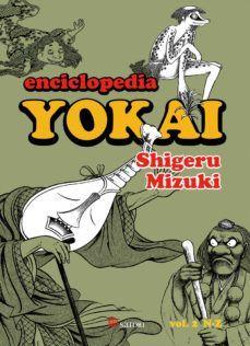ENCICLOPEDIA YOKAI VOL. 2