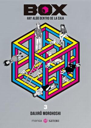 BOX. HAY ALGO DENTRO DE LA CAJA 3