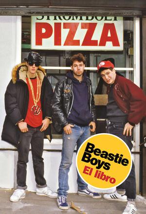 BEASTIE BOYS EL LIBRO