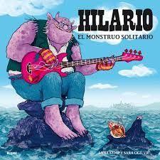 HILARIO EL MONSTRUO SOLITARIO