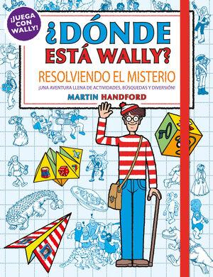 DONDE ESTA WALLY?  RESOLVIENDO EL MISTERIO
