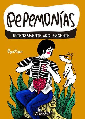 PEPEMONIAS INTENSAMENTE ADOLESCENTE