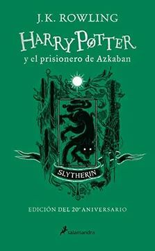 HARRY POTTER Y EL PRISIONERO DE AZKABAN (SLYTHERIN)