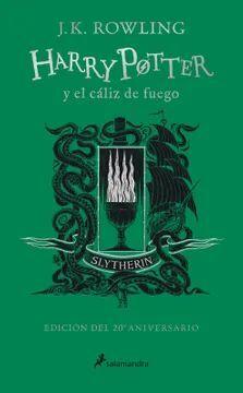 HARRY POTTER Y EL CÁLIZ DE FUEGO - SLYTHERIN
